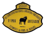 concours national mouton ouessant gemo 2001