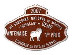 concours national mouton ouessant gemo 2007