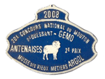concours national mouton ouessant gemo 2008