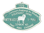 concours national mouton ouessant gemo 2010