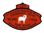 concours national mouton ouessant gemo 2011