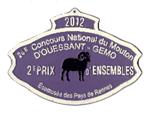 concours national mouton ouessant gemo 2012