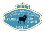 concours national mouton ouessant gemo 2013