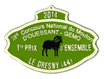 concours national mouton ouessant gemo 2014