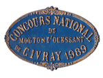 concours national mouton ouessant gemo 1989